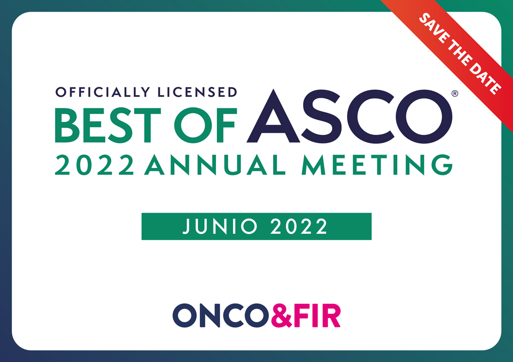 Best Of ASCO Junio 2022 save the date